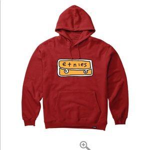 ETNIES hoodie brand new w/ tags